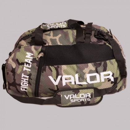 Valor Senshi Convertible Bag Camo