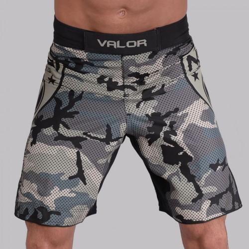 Image of Valor Liquid Camo NO GI Shorts Jungle