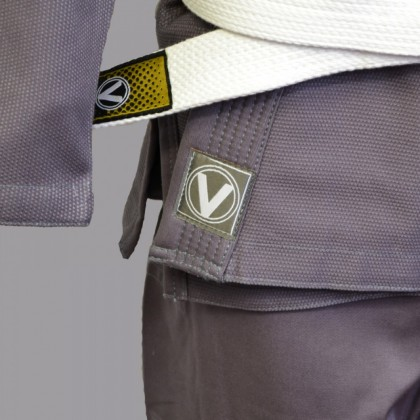 Valor Kanso Plain BJJ GI Grey