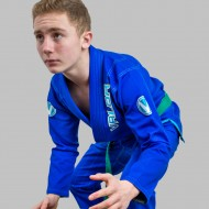 VALOR KIDS VLR SUPERLIGHT BJJ GI BLUE