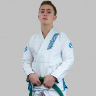 VALOR KIDS VLR SUPERLIGHT BJJ GI WHITE