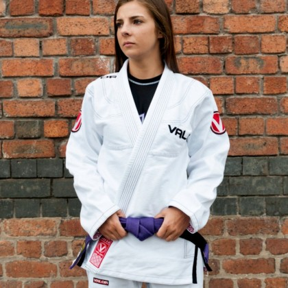 Valor Victory Ladies Premium 2.0 Lightweight Gi White