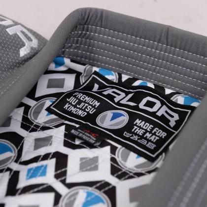 Valor Prime 2.0 Premium Lightweight BJJ GI Grey