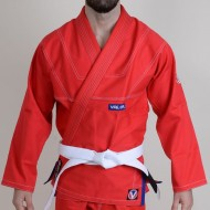Valor Prime 2.0 Premium Lightweight BJJ GI Red