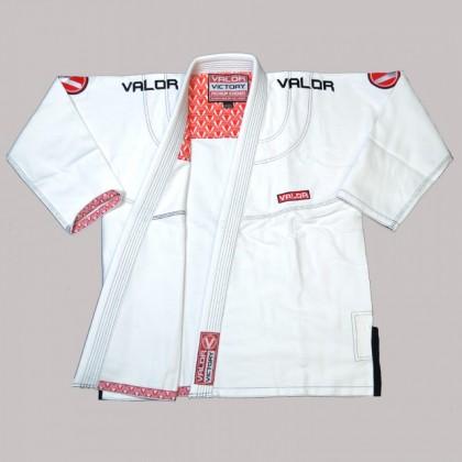 Valor Victory Ladies Premium 2.0 Lightweight Gi White