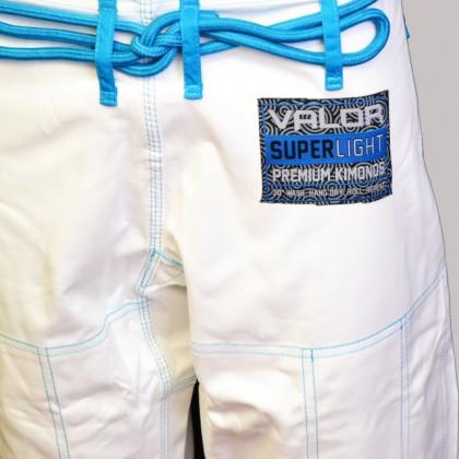 Valor VLR Superlight BJJ GI White
