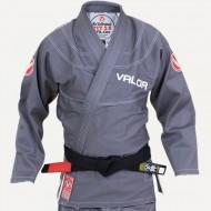 Valor Victory 2.0 Premium Lightweight BJJ GI Grey