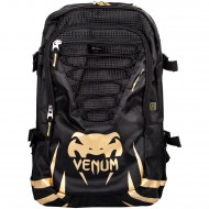 VENUM CHALLENGER PRO BACKPACK BLACK/GOLD-BLACK/GOLD