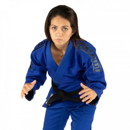 Image of TATAMI LADIES COMP SRS LIGHTWEIGHT 2.0 - BLUE