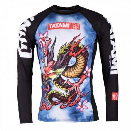 TATAMI ORIENTAL DRAGON RASH GUARD