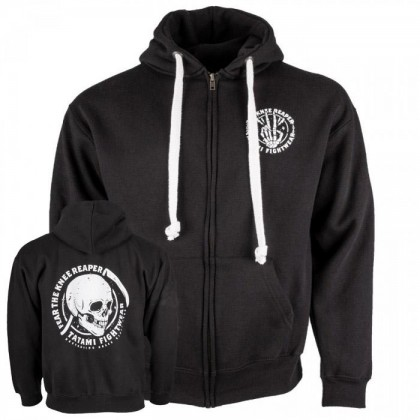 TATAMI FEAR THE KNEE REAPER HOODIE