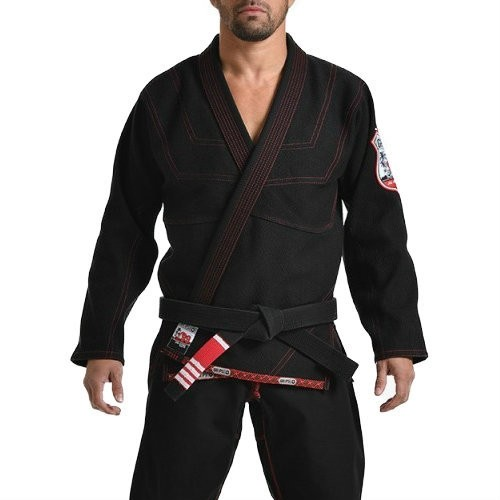 Image of Grips Cali 99 BJJ Gi Black