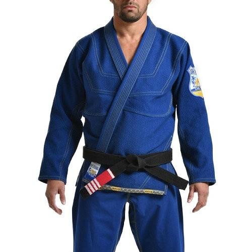 Image of Grips CALI 99 BJJ GI ROYAL BLUE