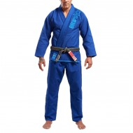 GRIPS ATHLETICS THE ITALIAN BJJ GI BLUE