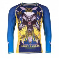 HONEY BADGER V5 RASH GUARD