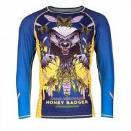 HONEY BADGER V5 RASH GUARD