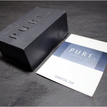Ideepure Charcoal Bar – An all natural, purifying soap bar for face and body
