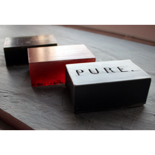 Image of PURE PACK. Buy 8 bars of soap and get 1 bar free + a free gift! Saving 20%