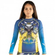 TATAMI LADIES HONEY BADGER V5 RASH GUARD