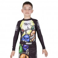 Tatami Kids Monster Rash Guard