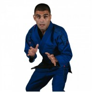 Tatami Estilo 6 Navy on Blue