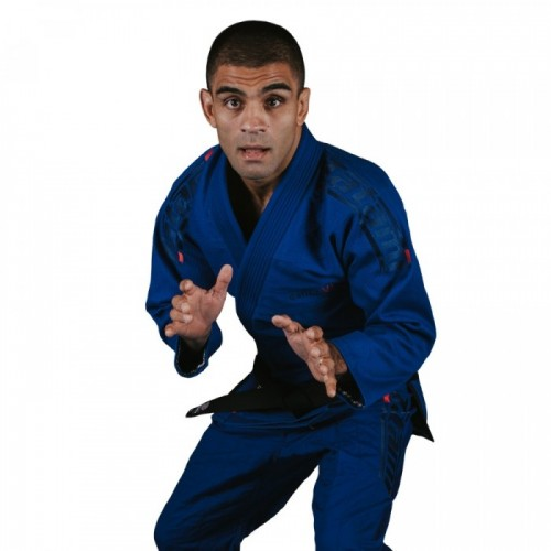 Image of Tatami Estilo 6 Navy on Blue