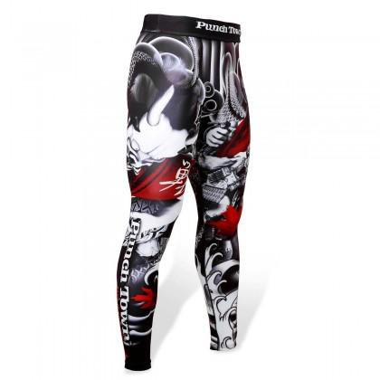 Punchtown Oni Battle leggings