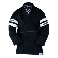 Hyperfly The Racer BJJ Gi Black