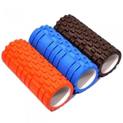 Evinco Compression Grid Foam Roller