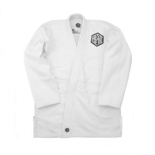 Image of Aesthetic Ultra Lightweight White Kimono