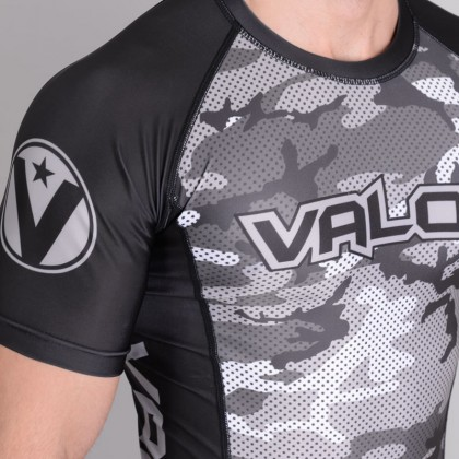 Valor Liquid Camo Rashguard Urban