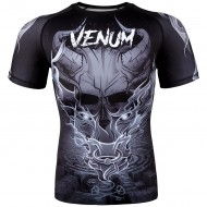 Venum Minotaurs rash guard short sleeve