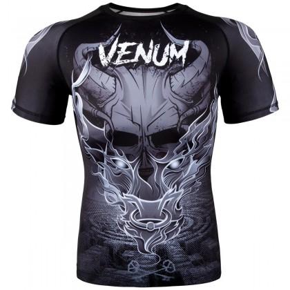 Venum Minotaurs rash guard short sleeve