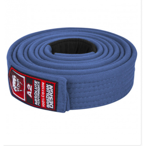 Image of VENUM BJJ BLUE BELT