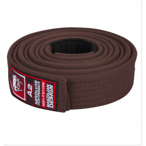 Image of VENUM BJJ BROWN BELT