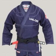 Valor Victory 2.0 Premium Lightweight BJJ GI Navy