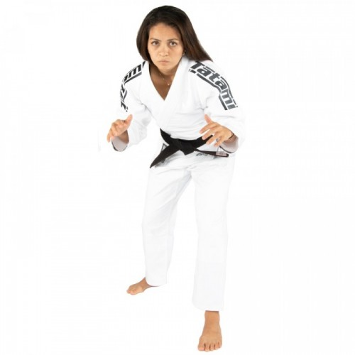Image of TATAMI LADIES COMP SRS LIGHTWEIGHT 2.0 - WHITE