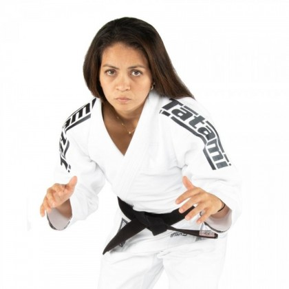 TATAMI LADIES COMP SRS LIGHTWEIGHT 2.0 - WHITE